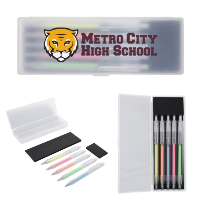 Jazi Gel Pen Set