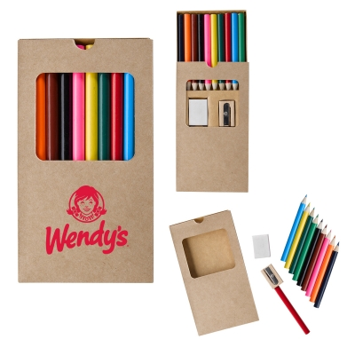 12-Piece Drawing Set
