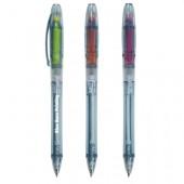 Oasis Bottle-Inspired Pen with Highlighter