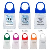 1.35 Oz. Hand Sanitizer with Color Moisture Beads